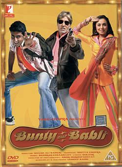 Bunty Aur Babli 【ティラキタ日本語字幕】[DVD2枚組](DVD-699)