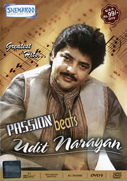 Passion Beats - Udit Narayan(DVD-732)