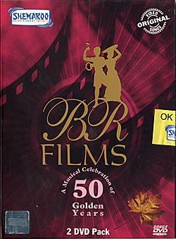 BR Films - A Musical Celebration of 50 Golden Years [2DVDs](DVD-783)