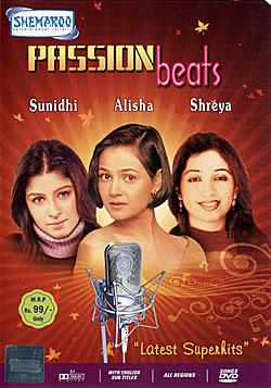Passion Beats - Sundhi Alisha Shreya [DVD](DVD-793)