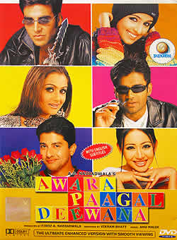 Awara Paagal Deewana(DVD-8)
