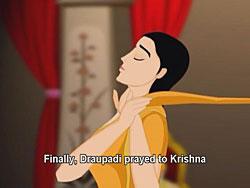 Mahabharata - Sabha Parva - The Game of Dice [DVD] 3 -