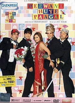 Deewane Huye Paagal [DVD](DVD-815)