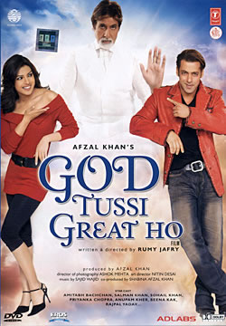 God Tussi Great Ho [DVD](DVD-870)