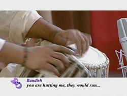 Ustad Rashid Khan [DVD] 2 - タブラ奏者の手さばきも細かく見える!