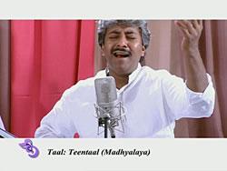 Ustad Rashid Khan [DVD] 3 - 目の前で歌っているかのような臨場感!