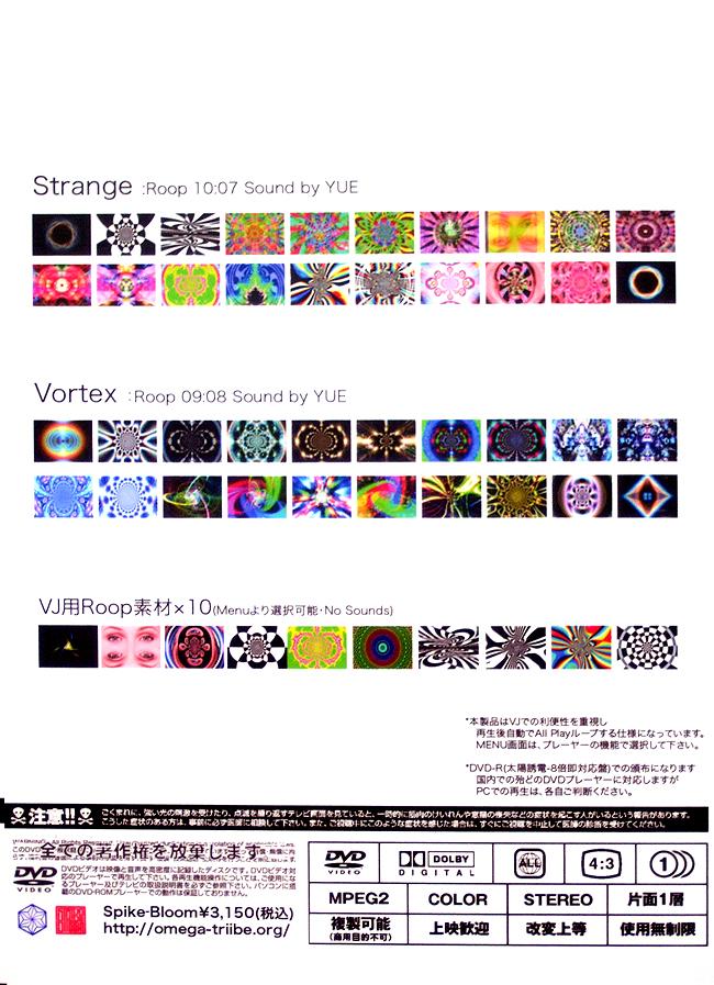 Rainbow Candy Strange Vortexの写真1