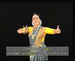 Bharatanatyam Hastas+Siro【ビデオCD付きCD-ROM】 2 -