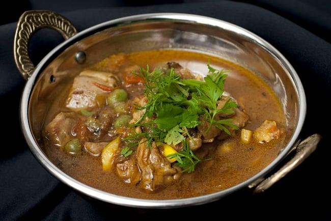 お試し!ティラキタオリジナルミートマサラの写真2 - カレーのほかスープなど、いろいろな料理に使える万能マサラです