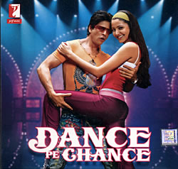 Dance Pe Chance [2CDs](MCD-263)