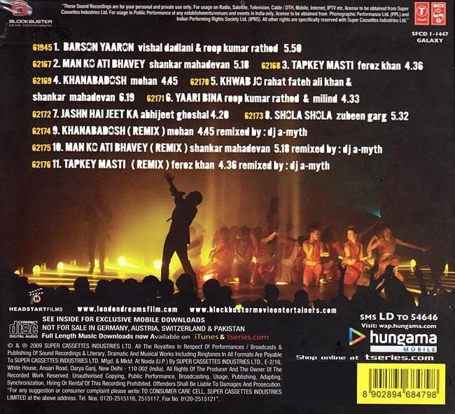 London Dreams[CD] 2 -
