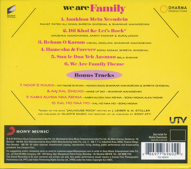 We Are Family[CD] 2 -