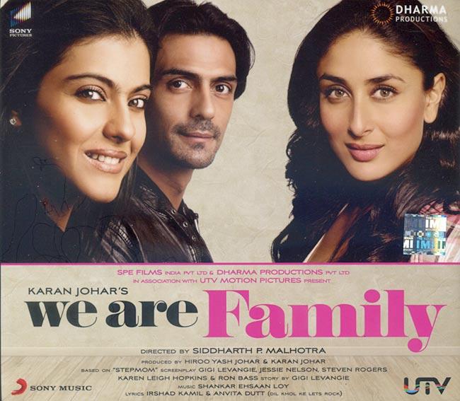 We Are Family[CD]の写真