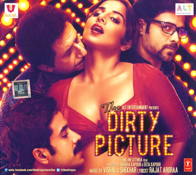 The Dirty Picture [CD]の写真