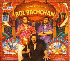 Bol Bachchan[CD]