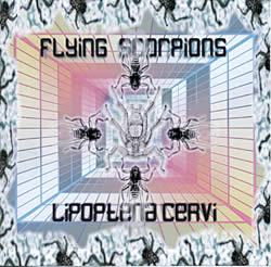 Flying Scorpions- Lipoptena Cerviの写真