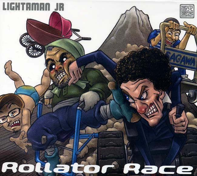 LIGHTAMAN JR. - ROLLATOR RACEの写真