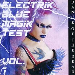 VA -Electrik Blue Magik Test Vol 1の写真