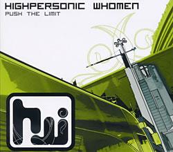 Highpersonic Whomen - Push the Limitの写真