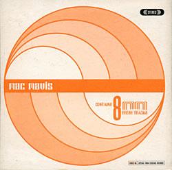 [紙ジャケット色焼け シミあり]Mac Mavis - Contains 8 Fresh Tracksの写真