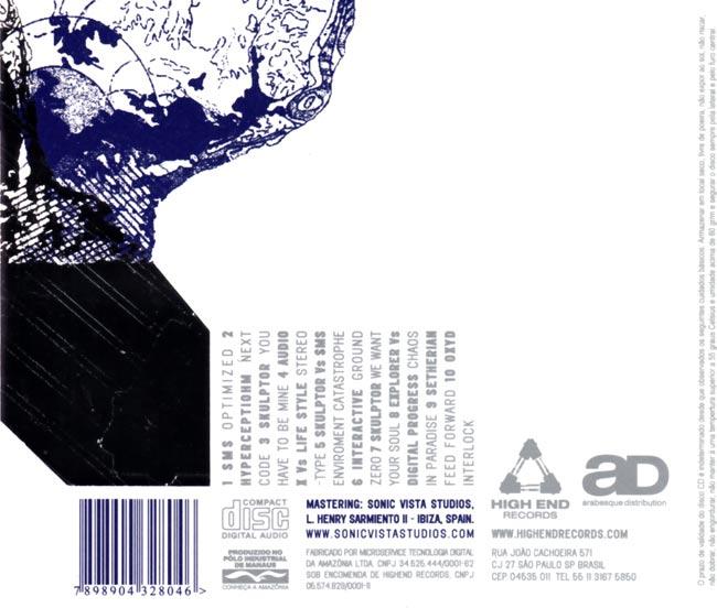 V.A. - HIFI2 - Brazilian Trance Guide Compiled by DJ LIPE FORBES 2 -