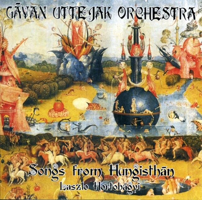 Gayan Uttejak Orchestra - Songs From Hungisthanの写真