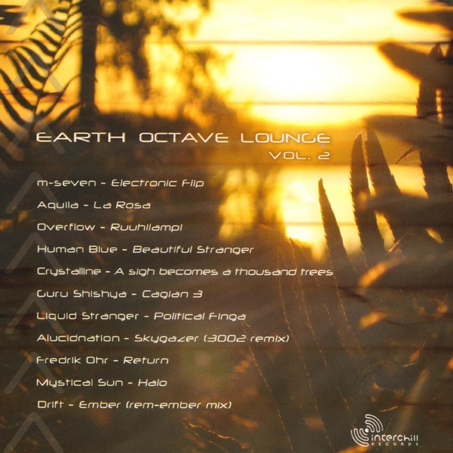 Earth Octave Lounge Vol. 2 - Various Artists 2 -