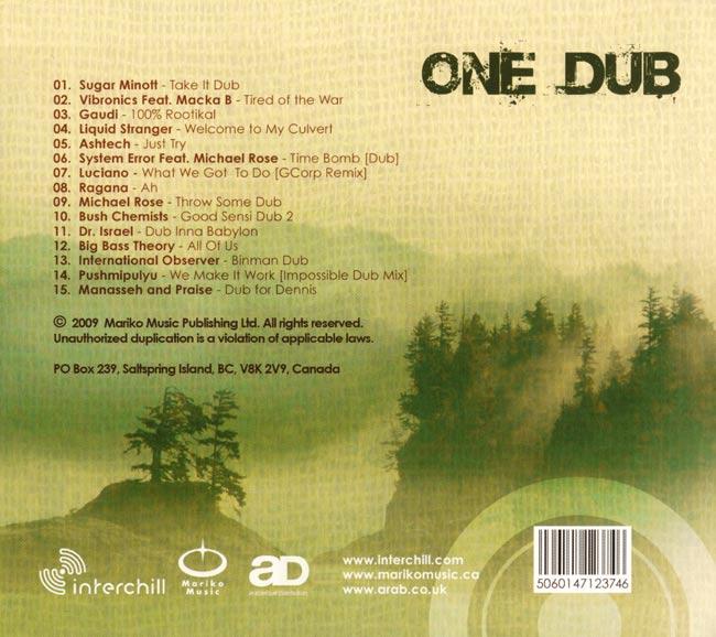 One Dub 2 -