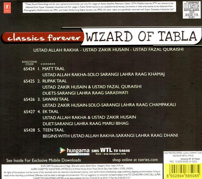 [Wizard Of Tabla] A gift to Ustad Allah Rakha Khan 75th annibersary 2 -