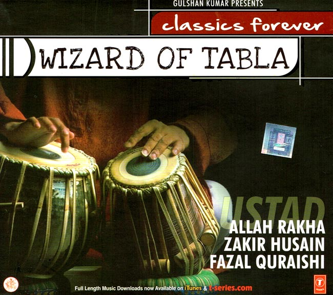 [Wizard Of Tabla] A gift to Ustad Allah Rakha Khan 75th annibersaryの写真