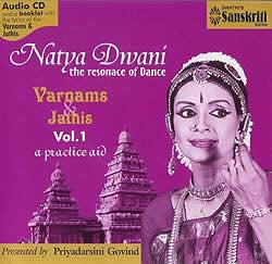 Natya Dwani Varnams & Jathis Vol.1の写真