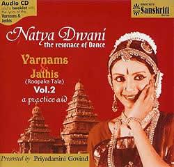 Natya Dwani Varnams & Jathis Vol.2の写真