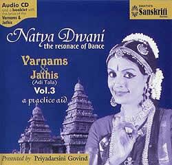 Natya Dwani Varnams & Jathis Vol.3の写真