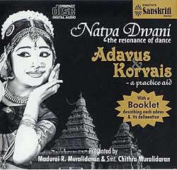 Natya Dwani Adavus & Korvaisの写真