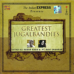Ali Akbar Khan and Ravi Shankar - Greatest Jugalbandies [CDNF150609]の写真