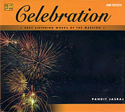 Pandit Jasraj - Celebration [2CDs]の写真