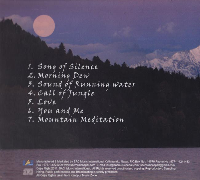 SHYAM NEPALI - Mountain Meditation 2 -