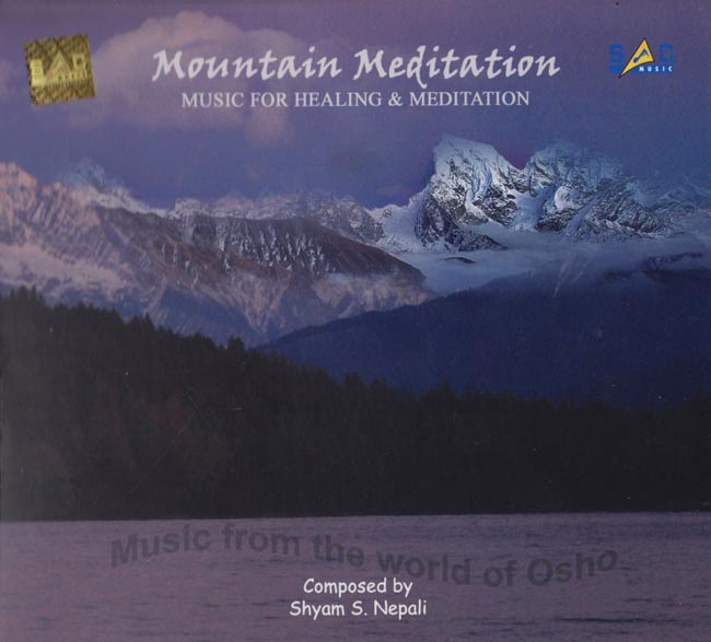 SHYAM NEPALI - Mountain Meditationの写真