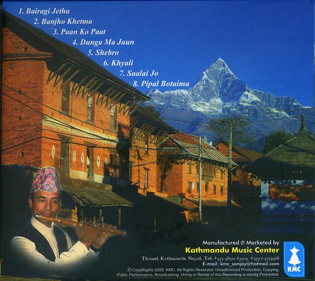 Images of Himalaya Mountain Folk Tune 2 -