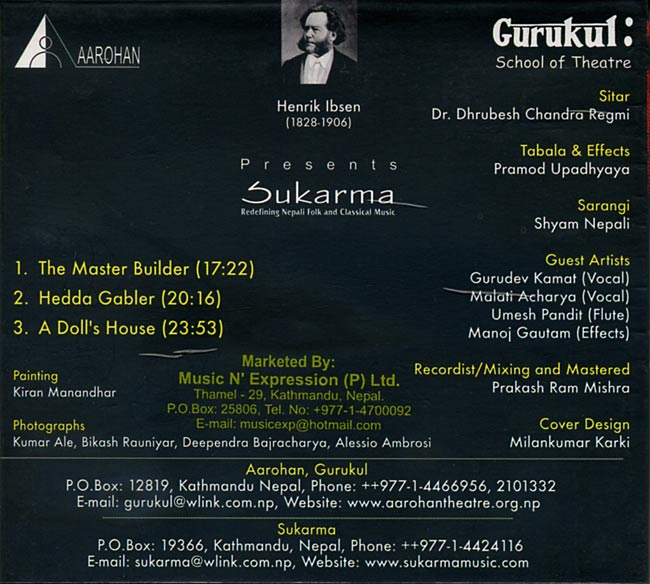 Sukarma with Ibsen 2 -