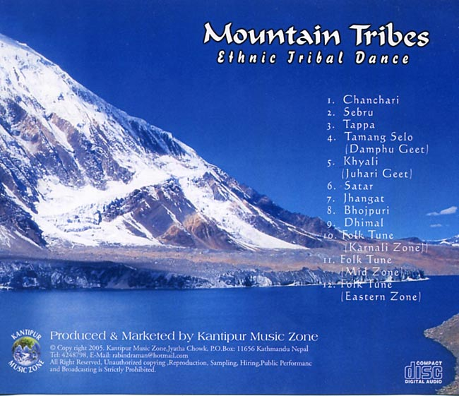 Mountain Tribes Ethnic Tribal Dance 2 -