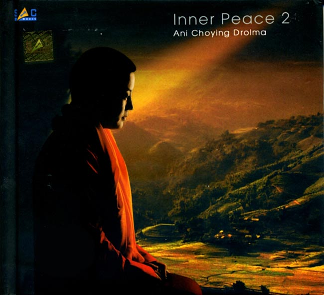 Inner Peace 2 - Ani Choyng Drolmaの写真
