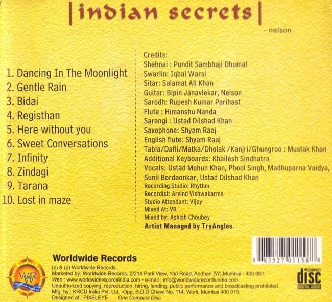 Indian Secrets ‐ Nelson 2 -