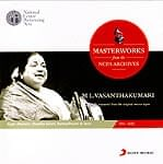 M L Vasanthakumari live Nov 19