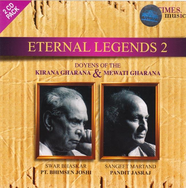 Eternal Legends 2 - Pt.Bhimsen Joshi&Pt.Jasrajの写真