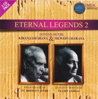 [ありがとう18周年!大決算セール]Eternal Legends 2 - Pt.Bhimsen Joshi&Pt.Jasraj