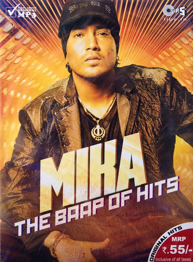 Mika Singh - MIKA THE BAAP OF HITS 1