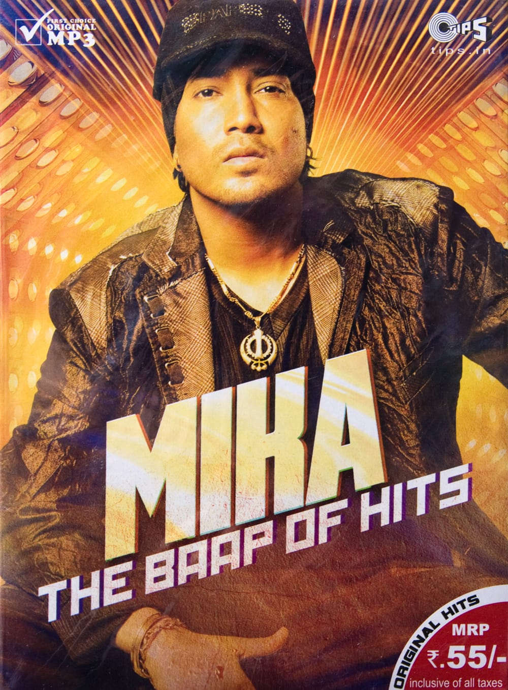 Mika Singh - MIKA THE BAAP OF HITSの写真