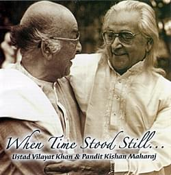 When Time Stood Still - Ustad Vilayat Khan and Pandit Kishan Maharajの写真