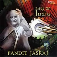 Pride of India - Pandit Jasraj